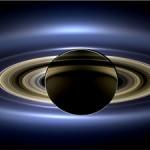 Saturn May Be Creating a New Baby Moon