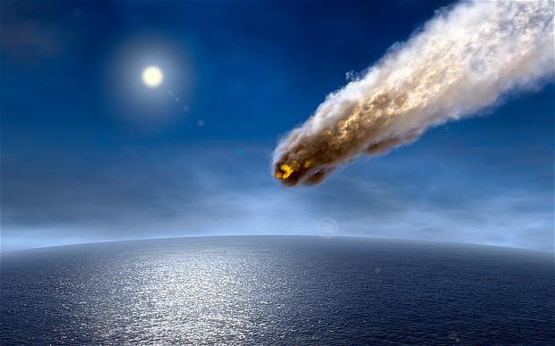 biggest meteor hit earth - photo #45