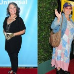 Roseanne Barr Sheds Pounds