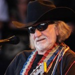 Singer Willie Nelson reunited with armadillo