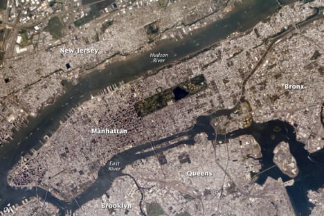 Storm Surge Could Flood NYC 1 in Every 4 Years, Study Says