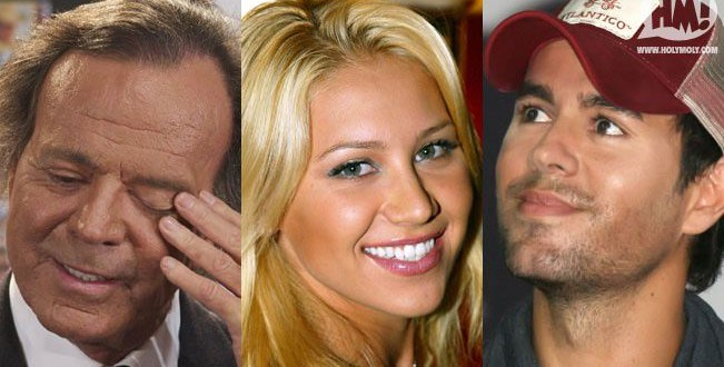 Tennis star Anna Kournikova Has Never Met Julio Iglesias