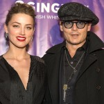 Actor Johnny Depp on Amber Heard: My fiancee is not pregnant