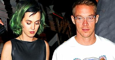katy perry, Diplo rebound : fueling dating rumors