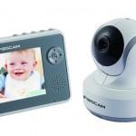 Monitor hacker yells at baby