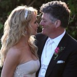 Taylor Armstrong and John Bluher are officially a married couple