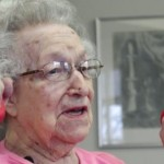 Aging America : Fitness instructor, 98, exudes joy, enthusiasm