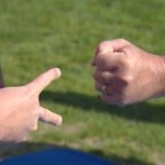 Cognitive Biases In Rock-Paper-Scissors, Study Shows
