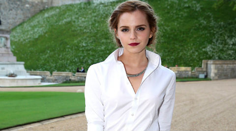 Emma Watson : Actress to graduate from Brown University