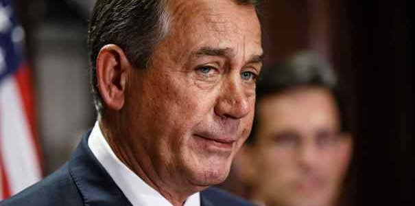 FBI : Man charged with Boehner threats