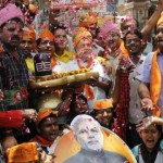 India election results : Modi on course to become India's next prime minister