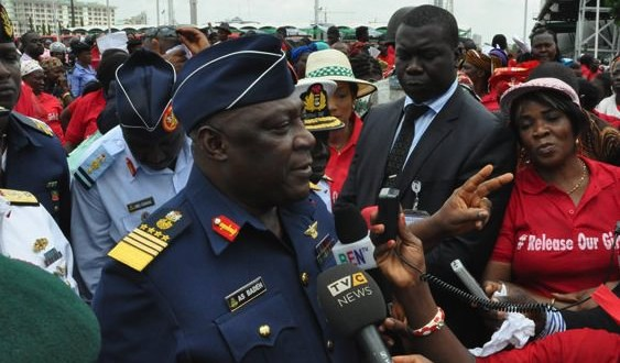 Nigerian Girls Found : Military Access Difficult, Report