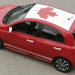 Nissan Micra returns to Canada, Report