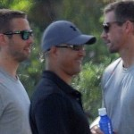 Paul Walker's brother on 'Fast and Furious 7' set