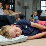 Poor Sleep Linked With Childhood Obesity, study shows