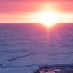 Scientists : Giant Waves Breaking Up Antarctica's Sea Ice