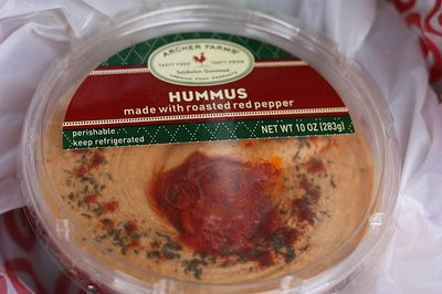 Seven Tons of hummus recalled from Trader Joe's, Target stores