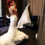 Snooki Tries on Wedding Dresses