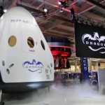 SpaceX unveils manned space capsule