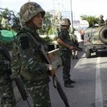 Thai army declares martial law, Seeks 'Peace and Order'