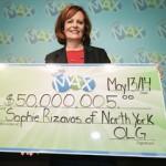 Toronto grandmother scores $50M Lotto Max jackpot