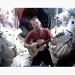 YouTube Chris Hadfield's 'Space Oddity' is going offline