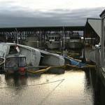 $10 million yacht sinks at launching