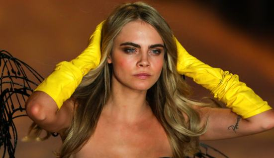 Cara Delevingne : Model Opens Up About Her Sexuality
