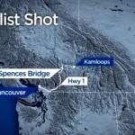 Craig Premack : Marathon cyclist shot during 600 km BC race
