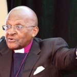 Desmond Tutu urges end to reliance on 'filth' from oilsands