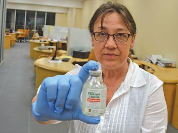 Health Canada : Cancer drug maker's licence reinstated