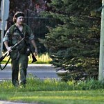 Justin Bourque : Suspect Arrested in Fatal Police Shootings