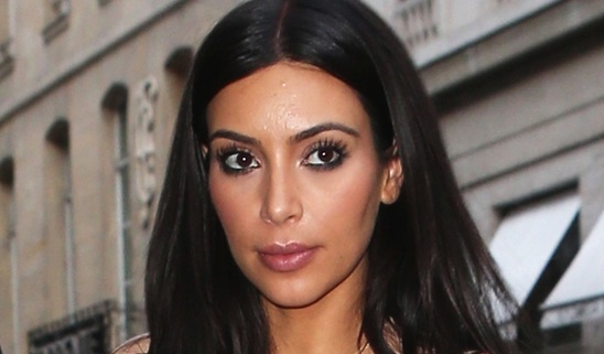 kim kardashian reality television star gets nose job to look like charlize canada journal. Black Bedroom Furniture Sets. Home Design Ideas