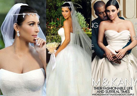 Kim kardashian wears givenchy wedding dress details canada kim kardashian wears givenchy wedding dress details canada journal news of the world junglespirit Choice Image