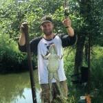 Massive invasive bullfrog captured in Alberni pond