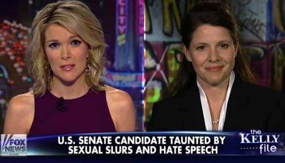 Megyn Kelly breaks loss to Bosworth (Video)