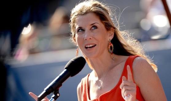 Home sports monica seles tennis star engaged to tom golisano