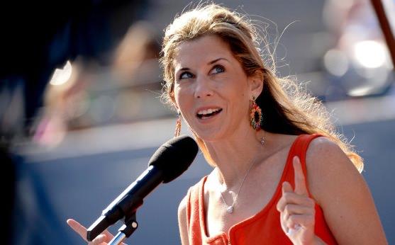 Monica seles tennis star engaged to tom golisano