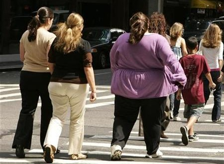 Most Americans don't think they're fat : Gallup poll