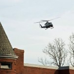 Three Quebec inmates escape jail on helicopter