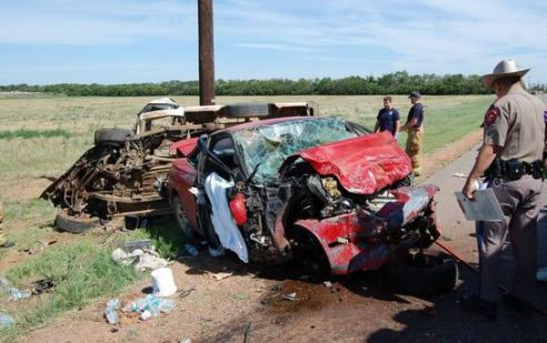 Killed Every Day In Texas Car Crash