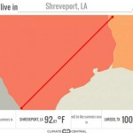 Awesome Interactive Map Shows How Hot Your City Will Be In 2100, Study
