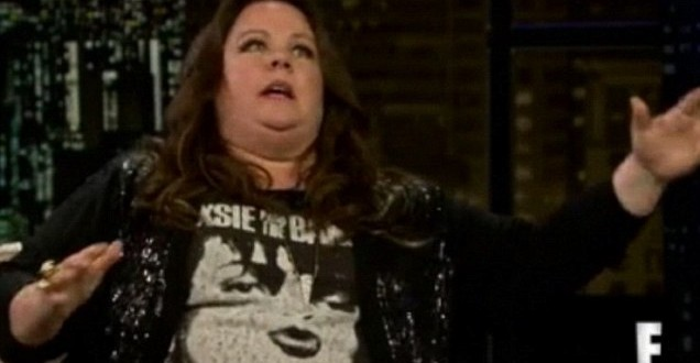 Melissa McCarthy : Actress Reveals How She Lost a $9000 Wig