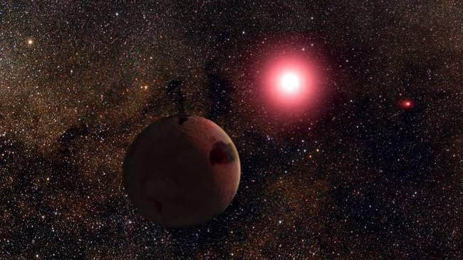 New Earth-like planet discovered that could support life ...