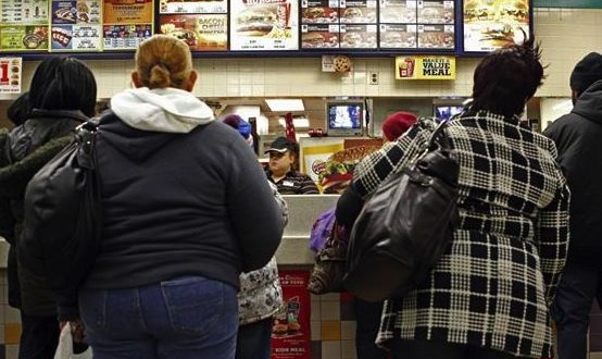 Obesity's links to density of fast-food restaurants tested, New Study