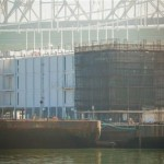 Google Confirms Sale of Barge Docked in Maine, Report