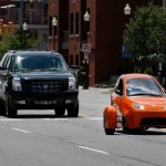 Three-Wheeled Elio Gets Closer to Going on Sale