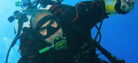 Ahmed Gamal Gabr : Egyptian breaks world record for deepest scuba dive