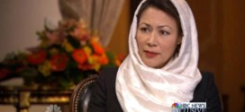 Ann Curry Interviews Iran's Rouhani (Video)