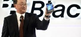 BlackBerry passport, iPhones and the stock market, Report